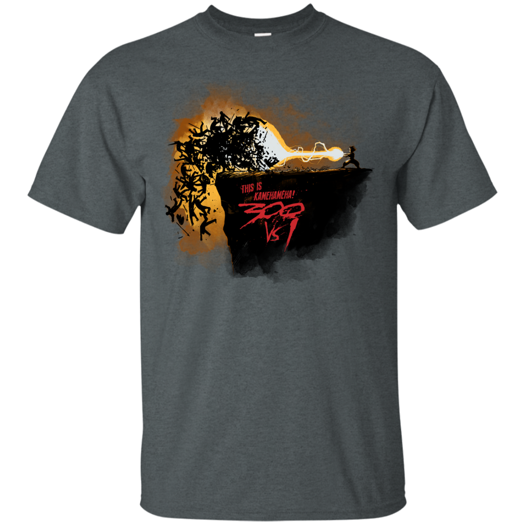 Dragon Ball - 300vs1 kamehameha T Shirt & Hoodie