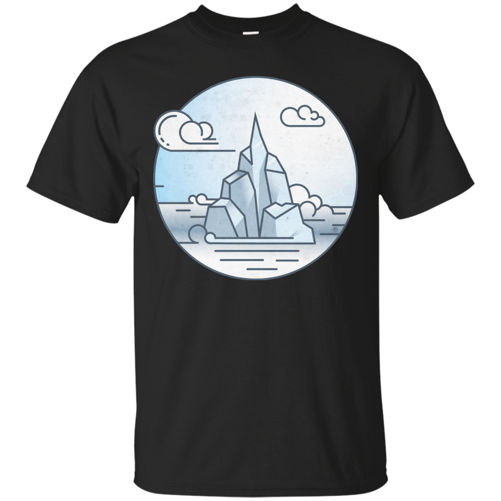 Camping - Ice mountain landscape mountains T Shirt & Hoodie