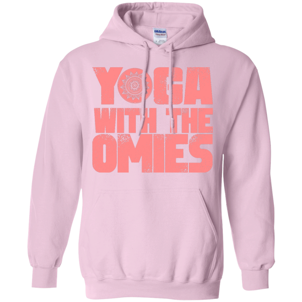 Yoga - YOGA WITH THE OMIES 76 T shirt & Hoodie