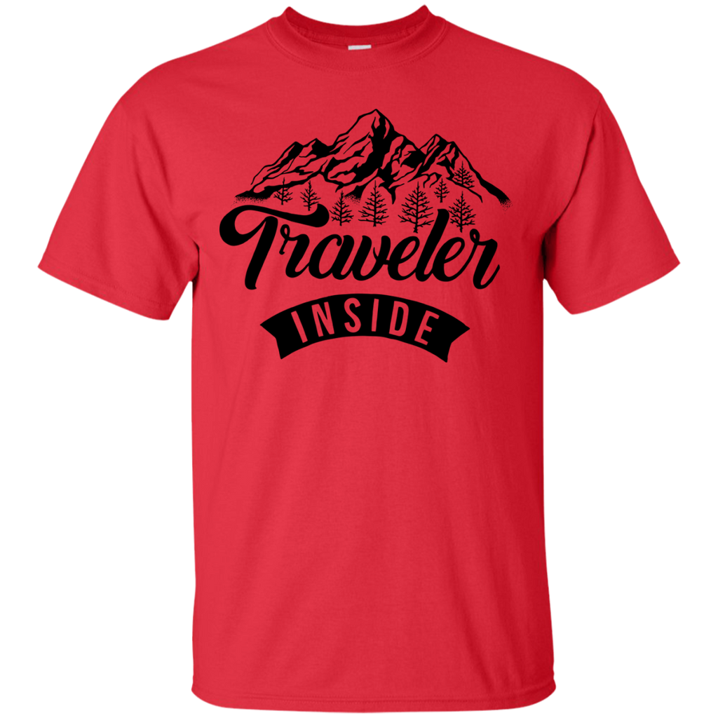 Hiking - TRAVELER travel T Shirt & Hoodie