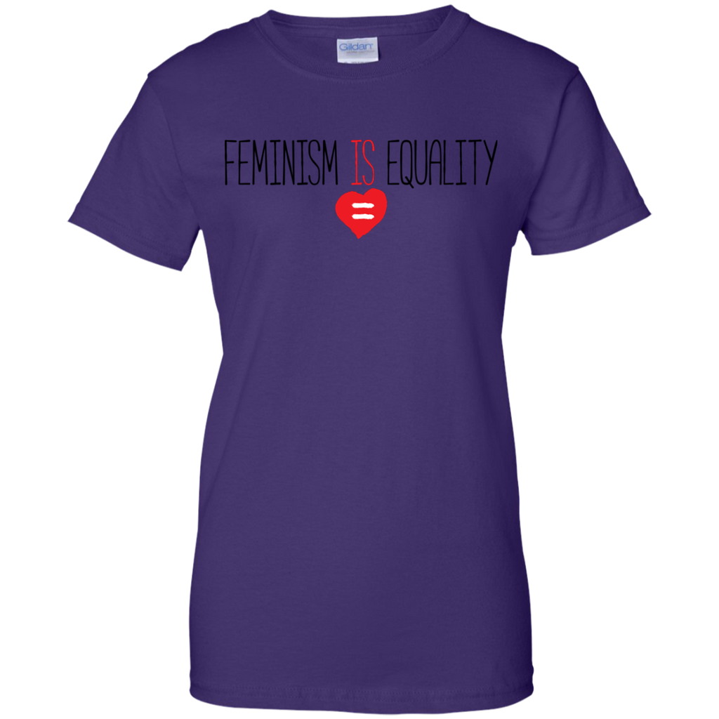 LGBT - Feminism Is Equality TShirt gender T Shirt & Hoodie