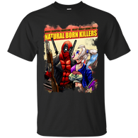 Deadpool - Natural born killers pop culture T Shirt & Hoodie
