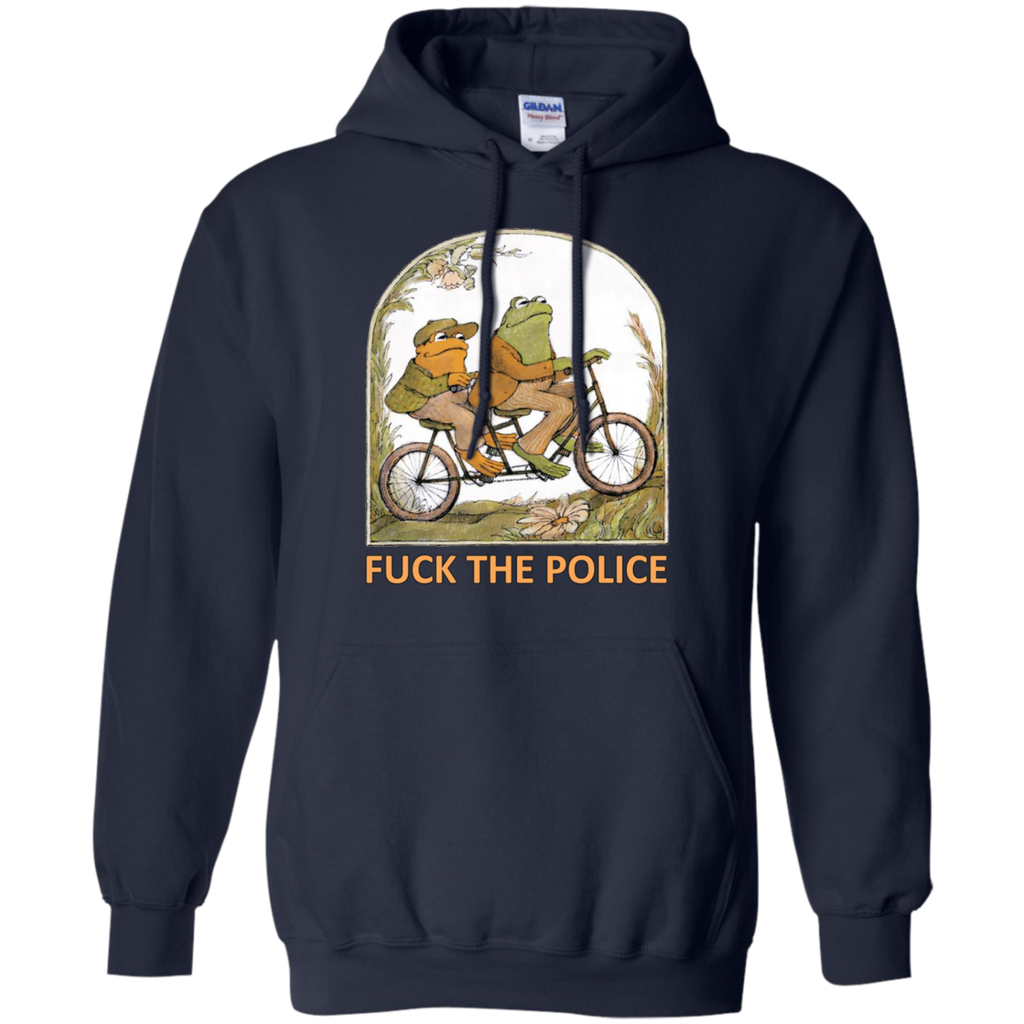 FROG AND TOAD FUCK THE POLICE - Frog and Toad FCK the Police T Shirt & Hoodie
