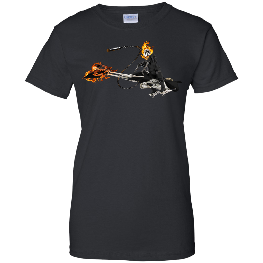 Marvel - Ghost Trooper ghostrider T Shirt & Hoodie