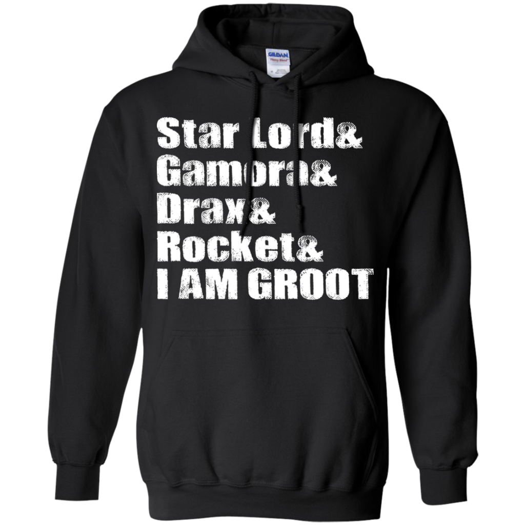Marvel - Guardians of the Galaxy Ampersrand star lord T Shirt & Hoodie