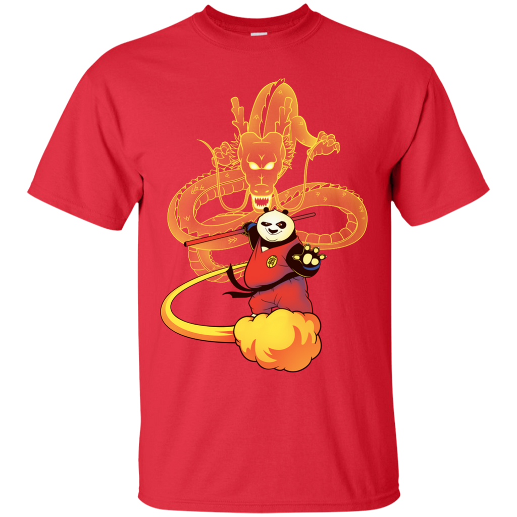 Dragon Ball - Dragon Warrior panda T Shirt & Hoodie