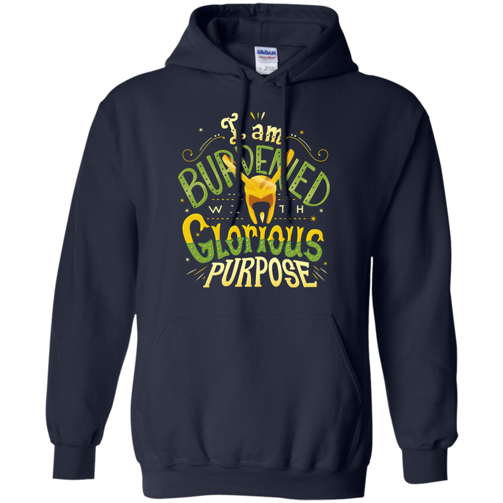 Marvel - Glorious Purpose marvel T Shirt & Hoodie