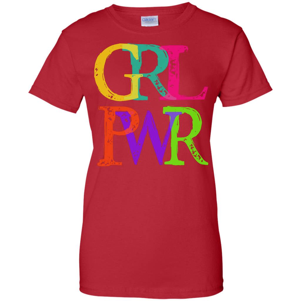 LGBT - GRL PWR girl power T Shirt & Hoodie