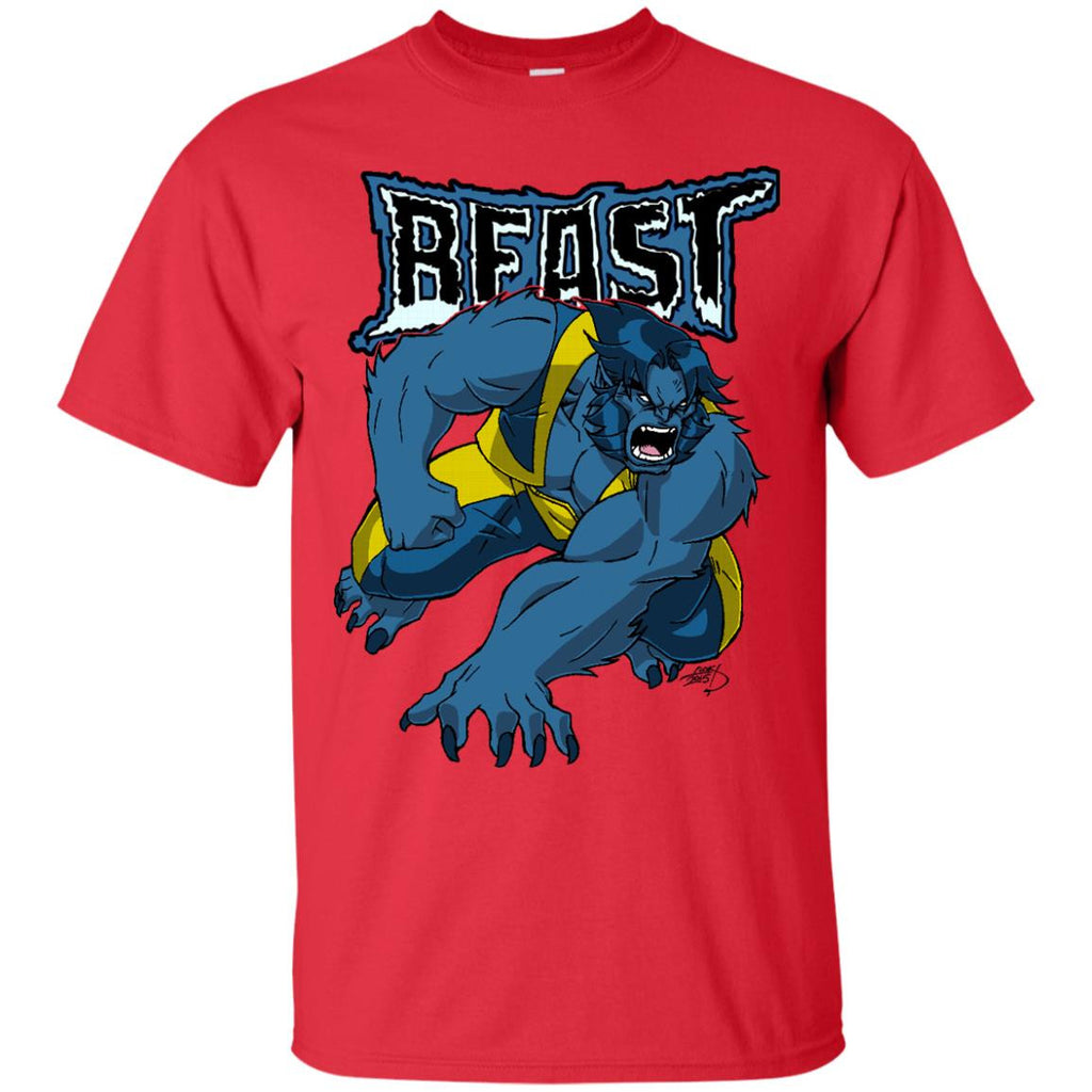 X MEN - Beast Mode Shirt XMen Uncanny Avengers Wolverine Deadpool Logan Marvel Comics T Shirt & Hoodie