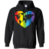 LGBT - Earth  PRIDE gay pride T Shirt & Hoodie