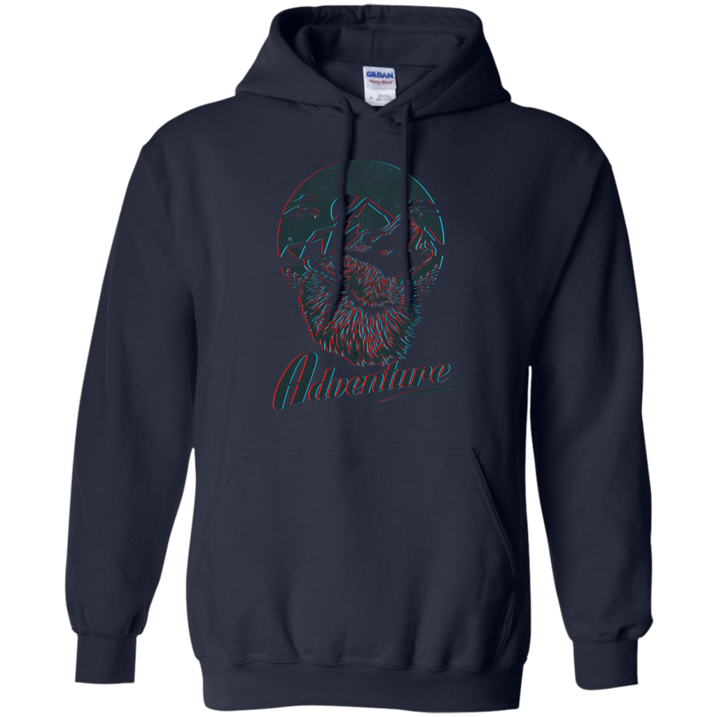 Camping - THE GREAT ADVENTURE adventure T Shirt & Hoodie
