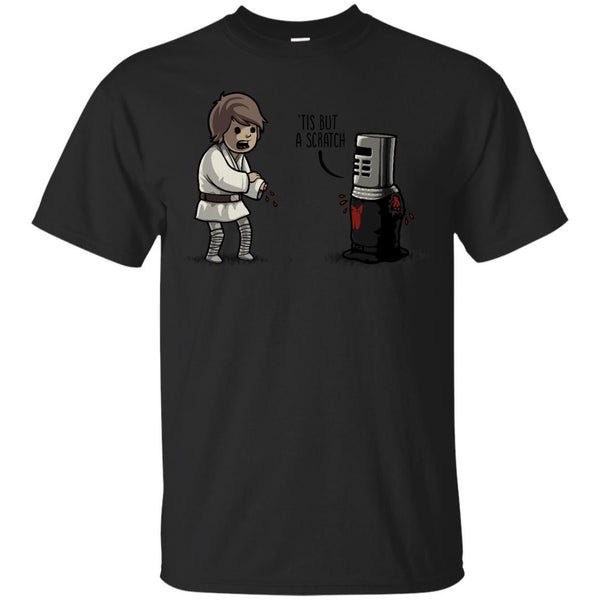 STAR WARS - Tis but a scratch T Shirt & Hoodie