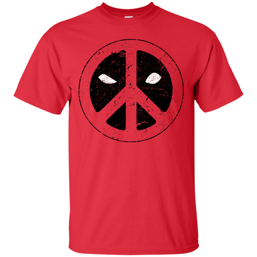 Marvel - Give Pool a Chance red shirt deadpool T Shirt & Hoodie