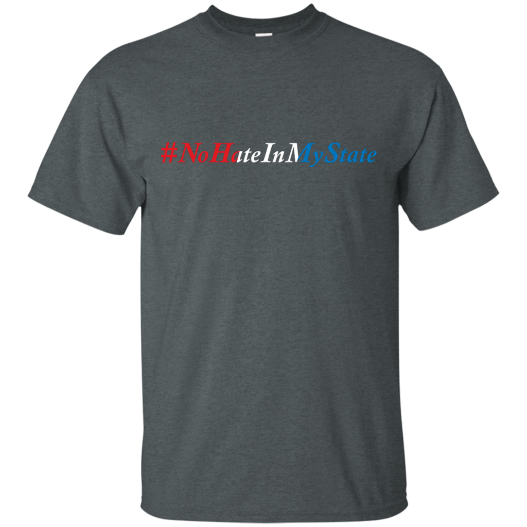 LGBT - nohateinmystate civil rights T Shirt & Hoodie