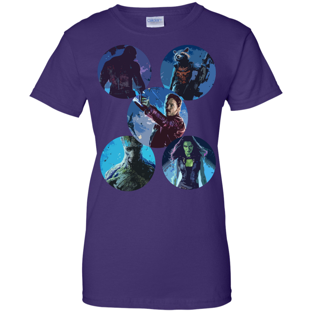 Marvel - Guardians avengers T Shirt & Hoodie