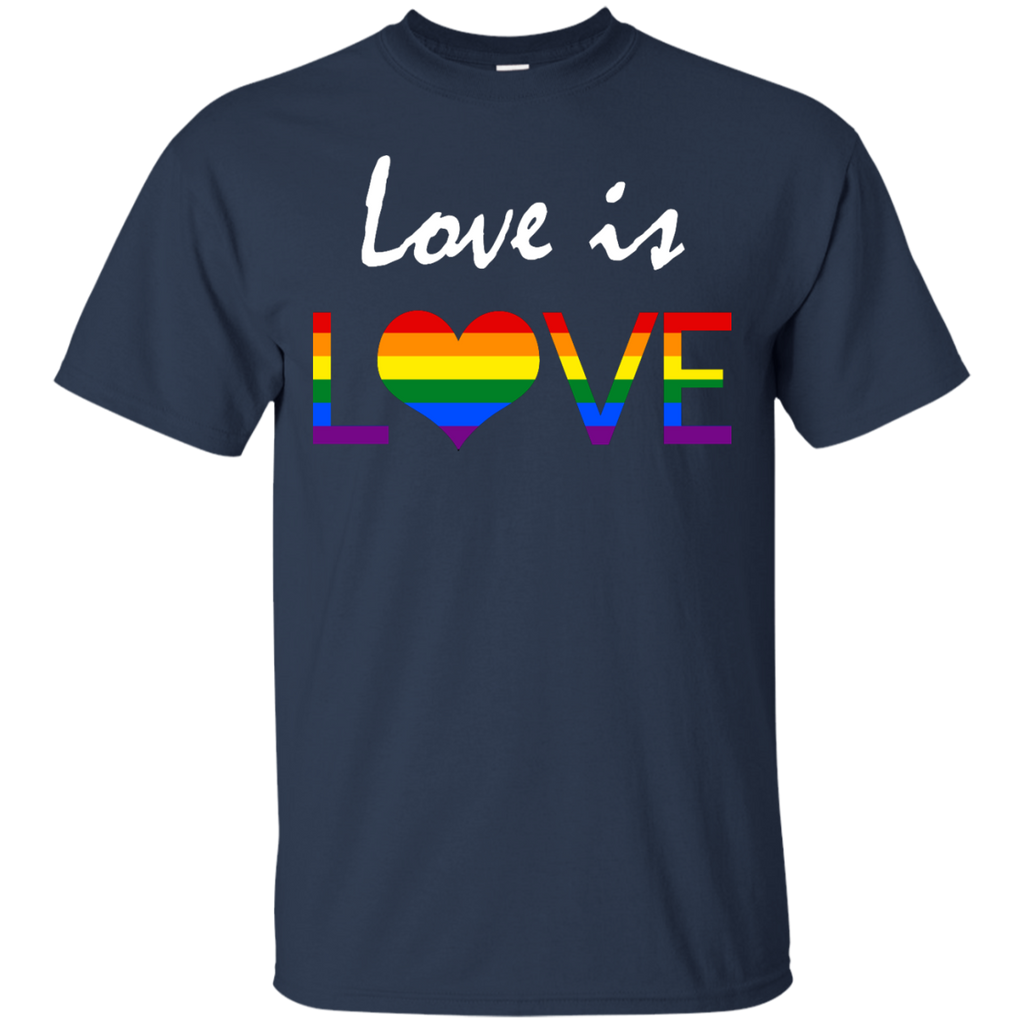 LGBT - Love is Love LGBT love is love T Shirt & Hoodie