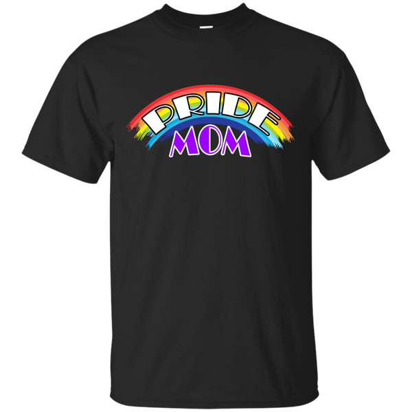 LGBT - Gay Pride Mom Awesome Rainbow LGBT rainbow t shirt T Shirt & Hoodie
