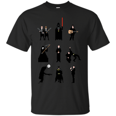 007 - Men in Black T Shirt & Hoodie