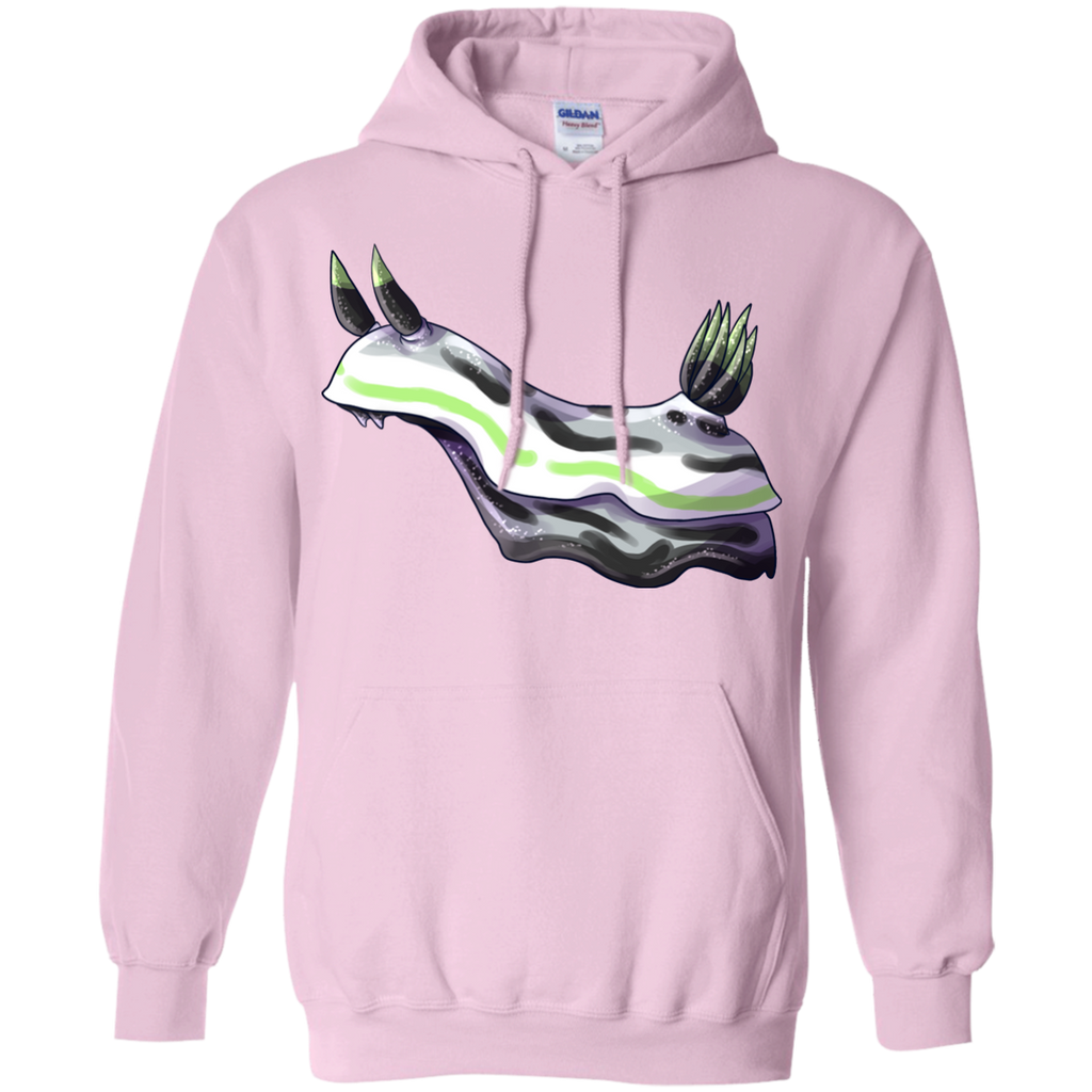 LGBT - Agender Nudibranch sea slug T Shirt & Hoodie