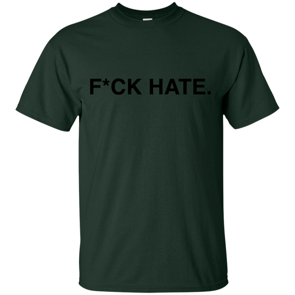 LGBT - FCK HATE ProGay Rights demisexual T Shirt & Hoodie