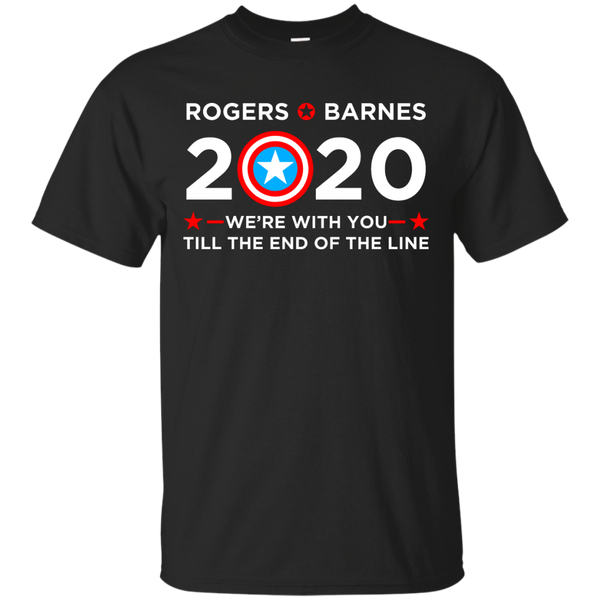 Marvel - 2020 Vote for Captain America Civil War Political Campaign Steve Rogers white vote 2020 T Shirt & Hoodie