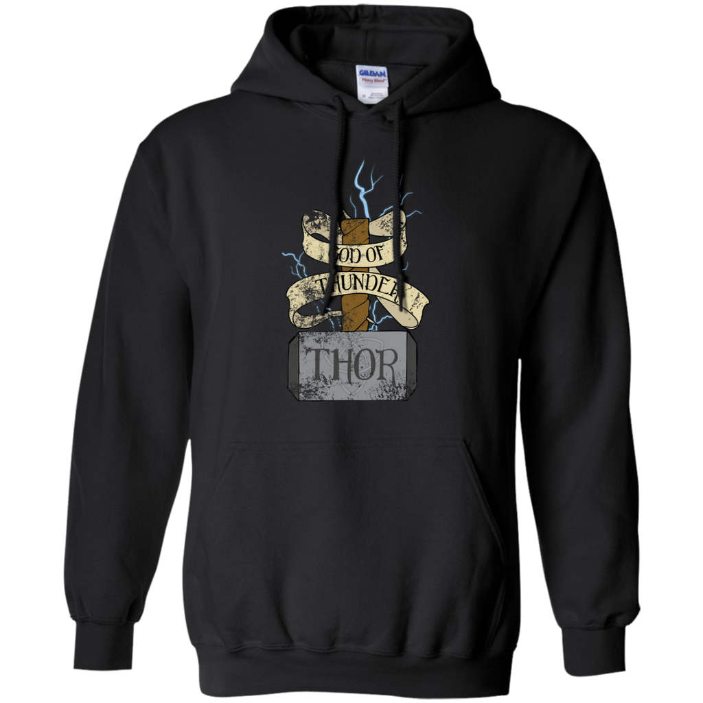 Marvel - God of Thunder god of thunder T Shirt & Hoodie
