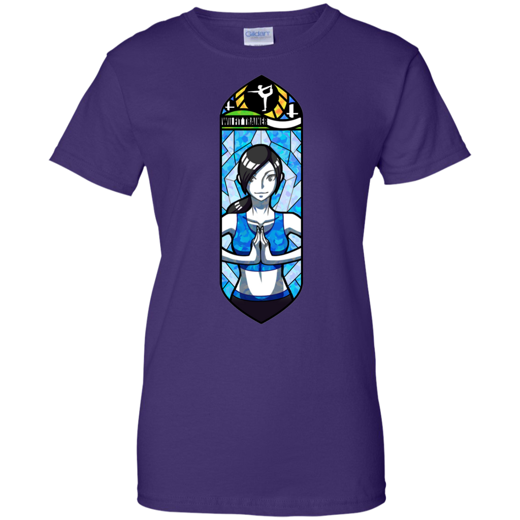 Yoga - WII FIT TRAINER T shirt & Hoodie