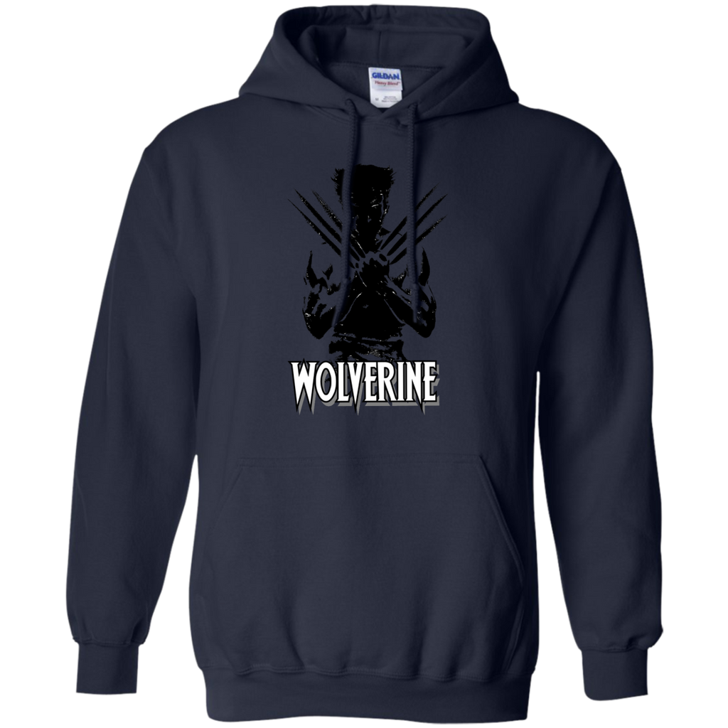 Marvel - Wolverine Xmen comic book T Shirt & Hoodie