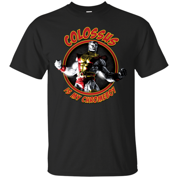 Marvel - Colossus Is My Chromeboy comics T Shirt & Hoodie