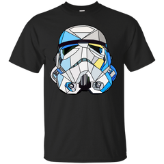 Star Wars - Stained Glass Stormtrooper T Shirt & Hoodie