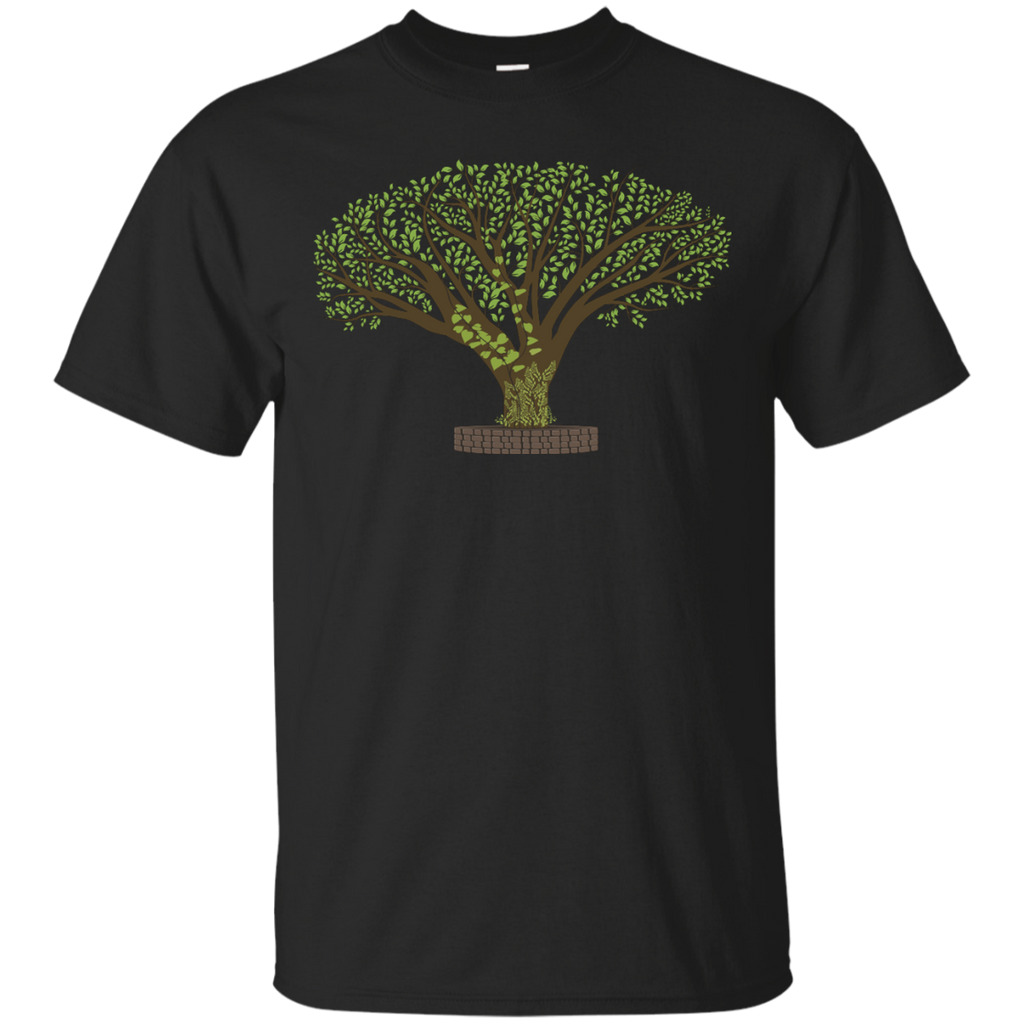 Yoga - Bodhi  Sacred Fig Tree T Shirt & Hoodie