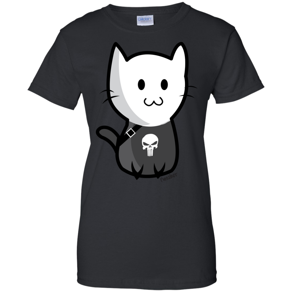 Marvel - UCANT BE KITTEN ME  PUNISHER punisher T Shirt & Hoodie