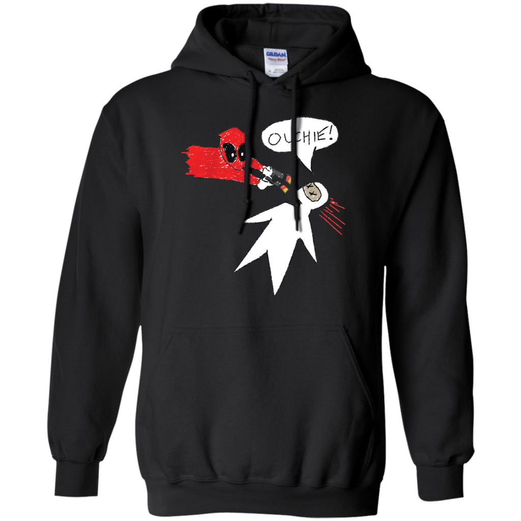 Marvel - Deadpool Drawing deadpool T Shirt & Hoodie