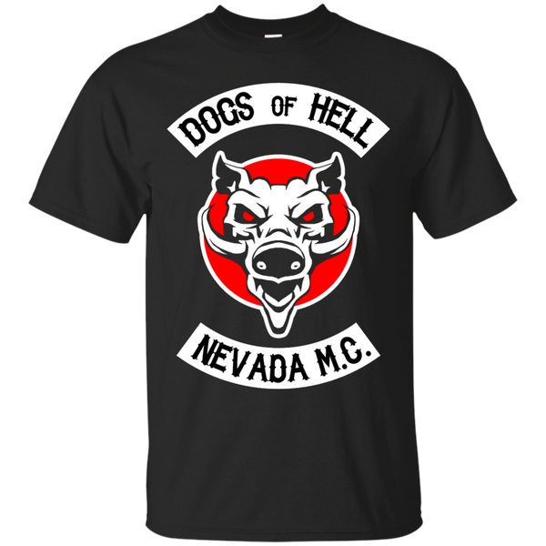 Marvel - dogs of hell shield T Shirt & Hoodie