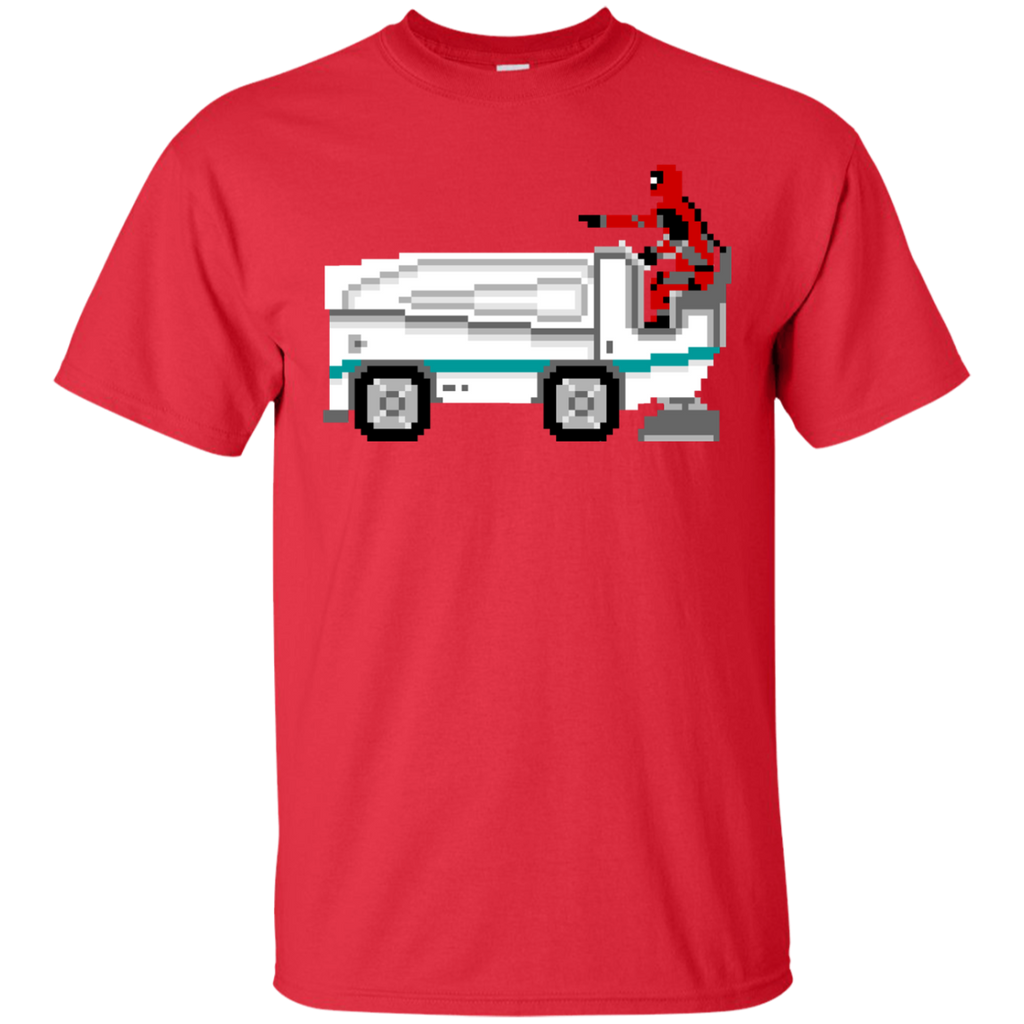 Marvel - Youre about to be killed by a zamboni wade wilson T Shirt & Hoodie