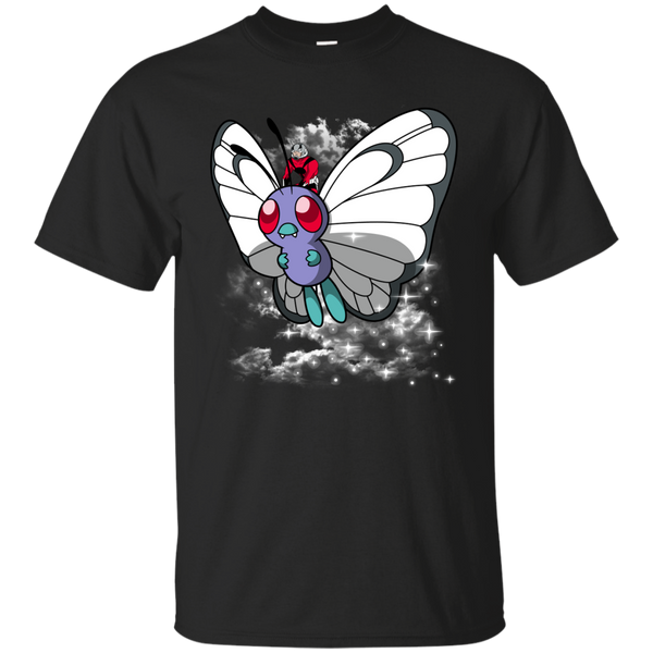 Marvel - Butterfree Man parody T Shirt & Hoodie