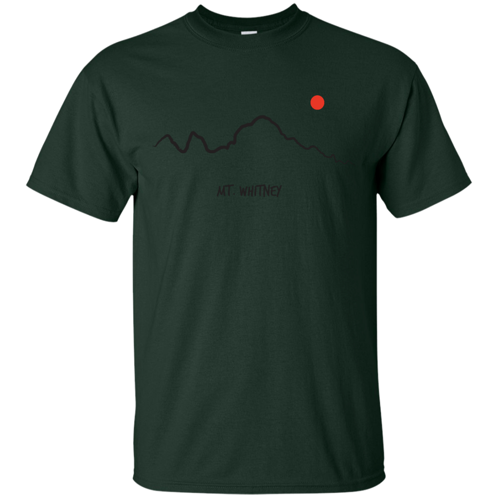 Hiking - Mount Whitney mount whitney T Shirt & Hoodie