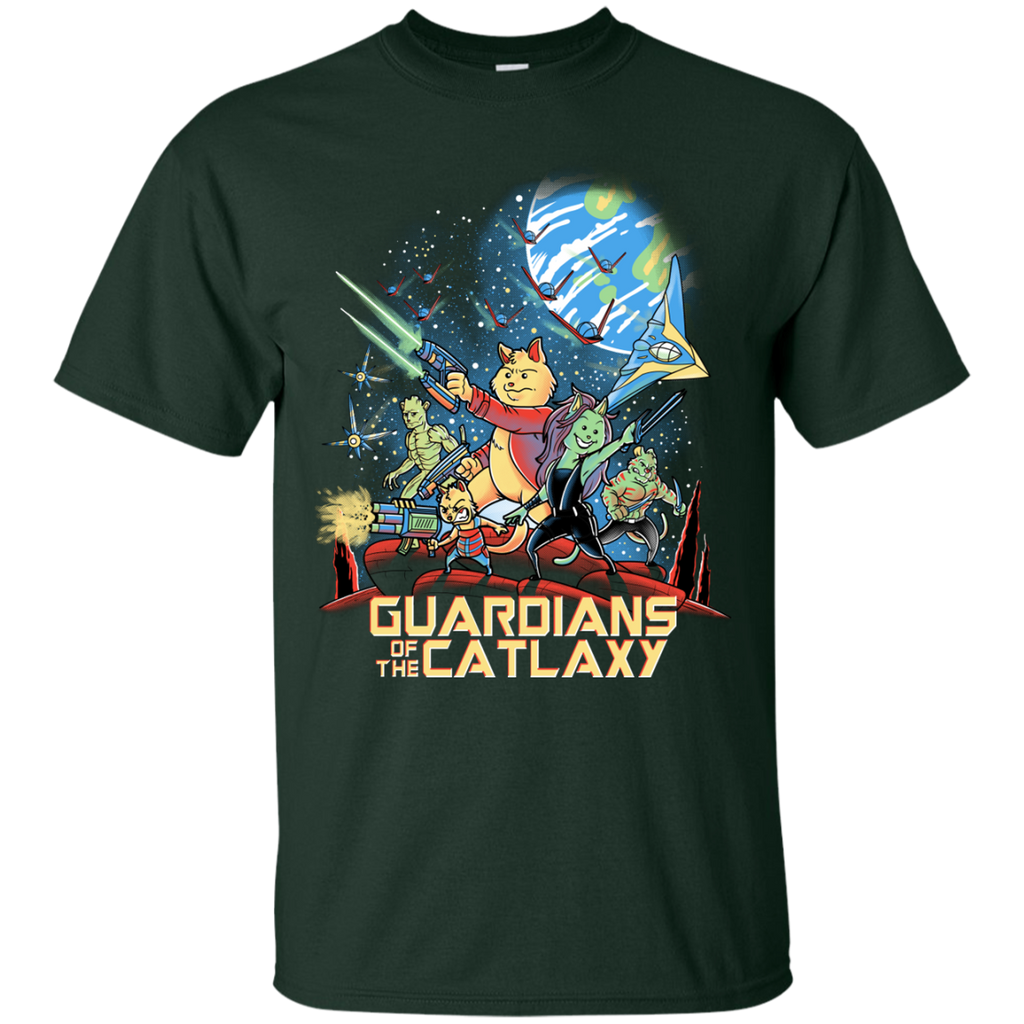 Marvel - Guardians or the Catlaxy guardians of the galaxy T Shirt & Hoodie