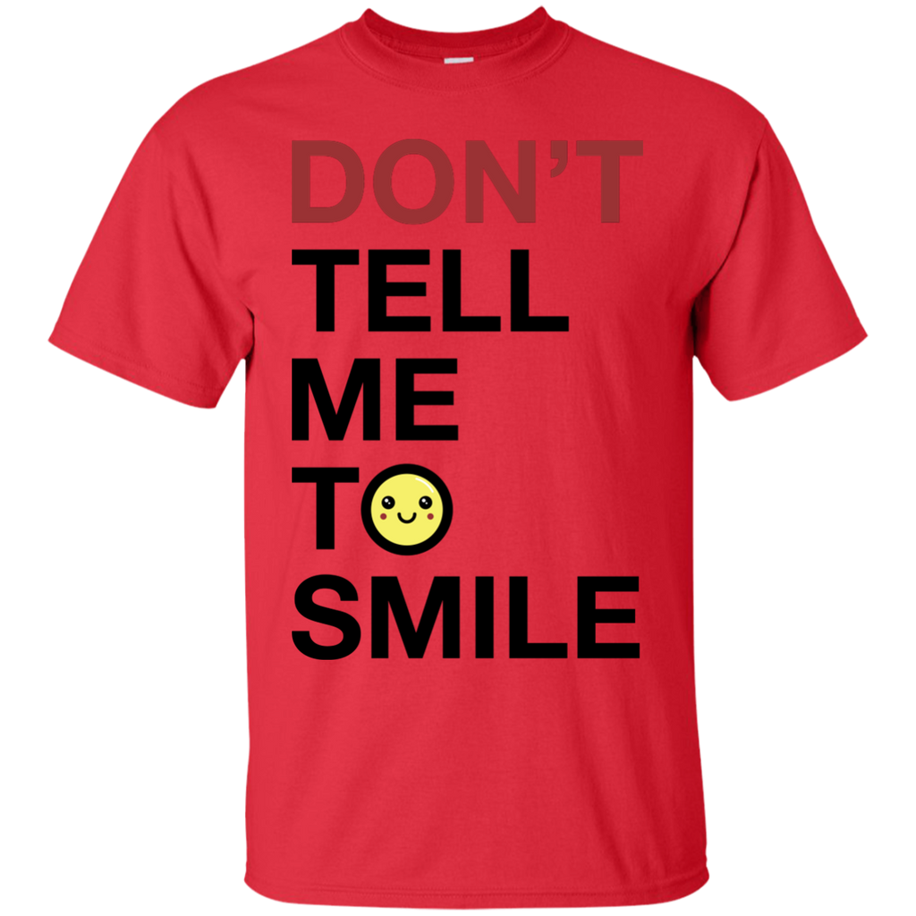 LGBT - Dont Tell Me To Smile Feminist Shirt catcalls T Shirt & Hoodie