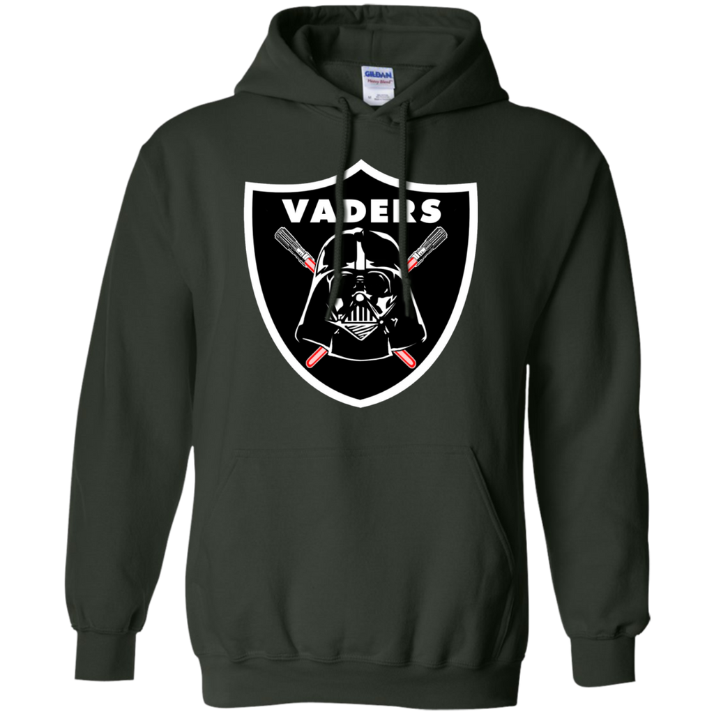 DARTH VADER STAR WARS OAKLAND RAIDERS JEDI - Vaders is the new Raiders T Shirt & Hoodie