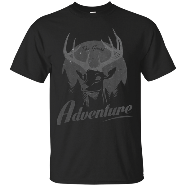 Camping - THE GREAT ADVENTURE adventures T Shirt & Hoodie