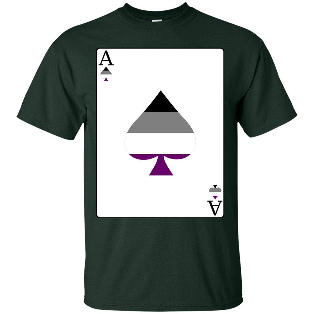 LGBT - ace asexual T Shirt & Hoodie