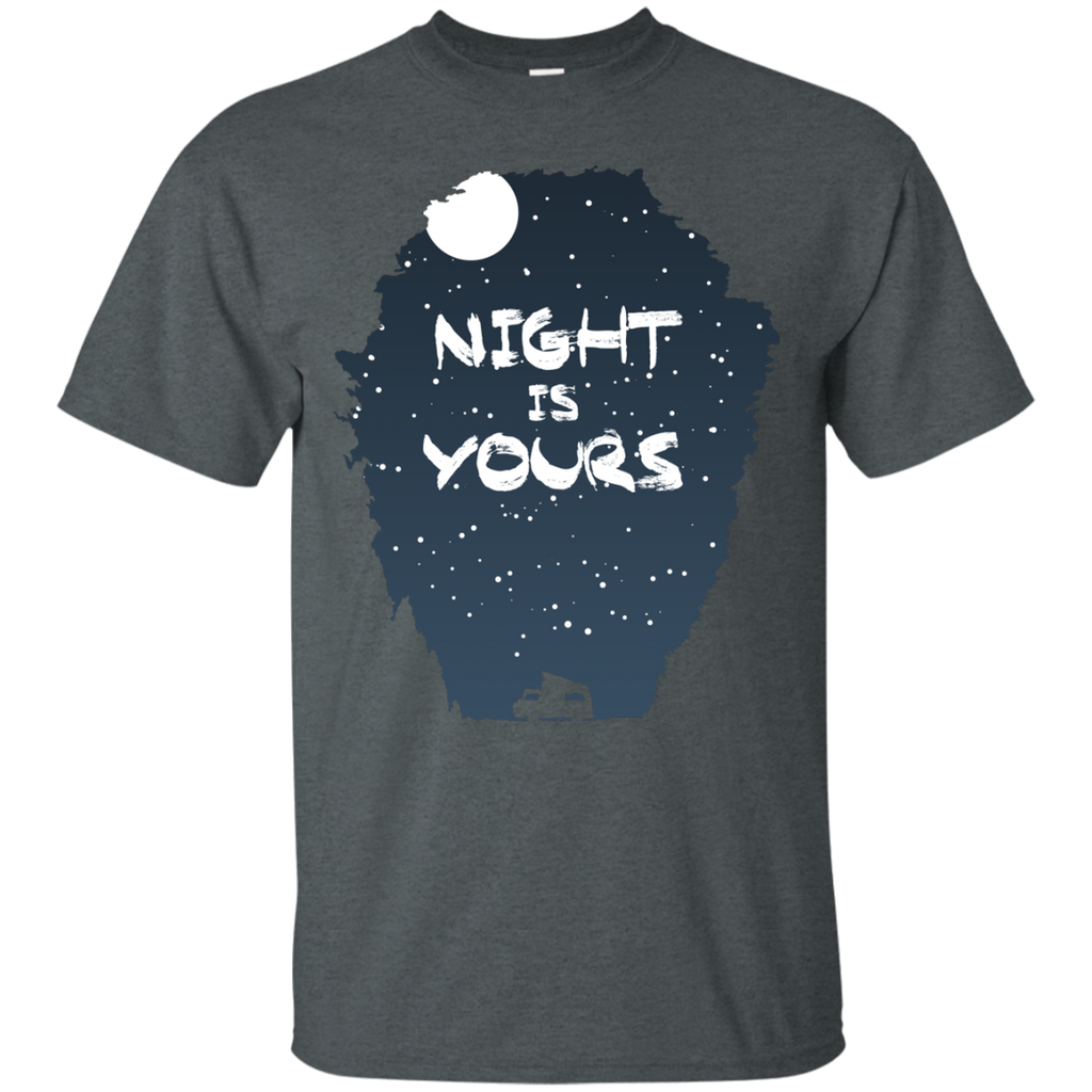 Camping - Night Is Yours camper T Shirt & Hoodie