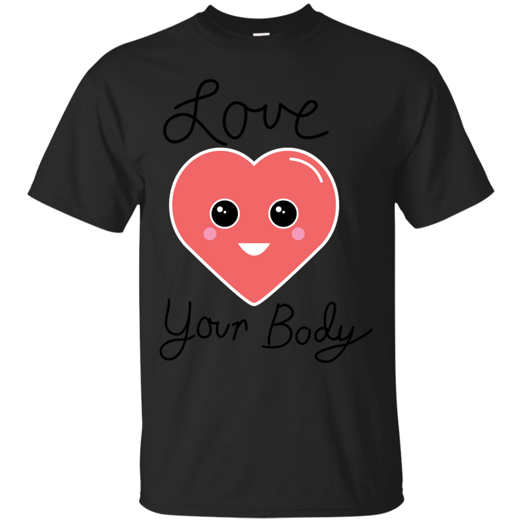 LGBT - Body Acceptance Love Your Body body positive T Shirt & Hoodie