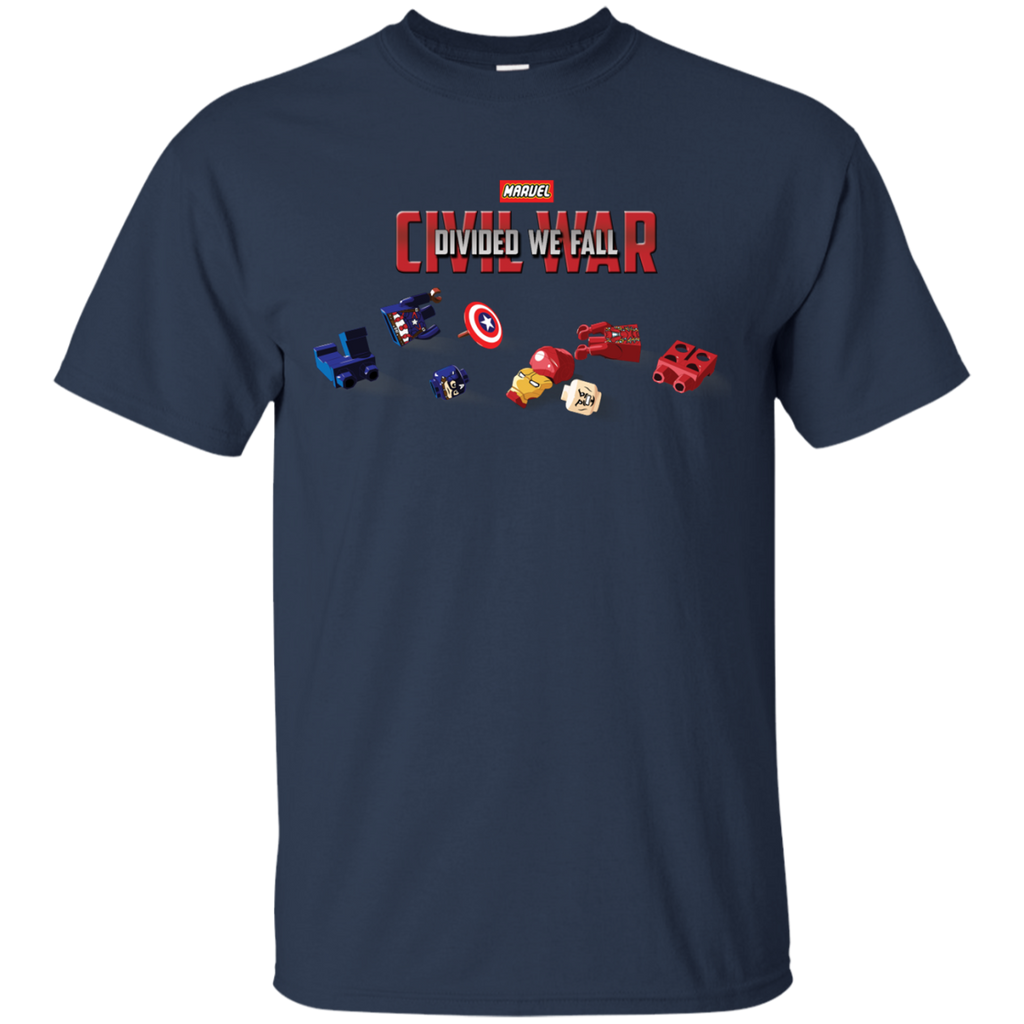 Marvel - Divided We Fall mcu T Shirt & Hoodie
