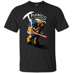 Marvel - Thanos vs the Universe marvel T Shirt & Hoodie