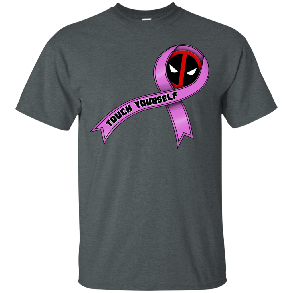 Marvel - Deadpool Touch Yourself Orchid Ribbon wade wilson T Shirt & Hoodie
