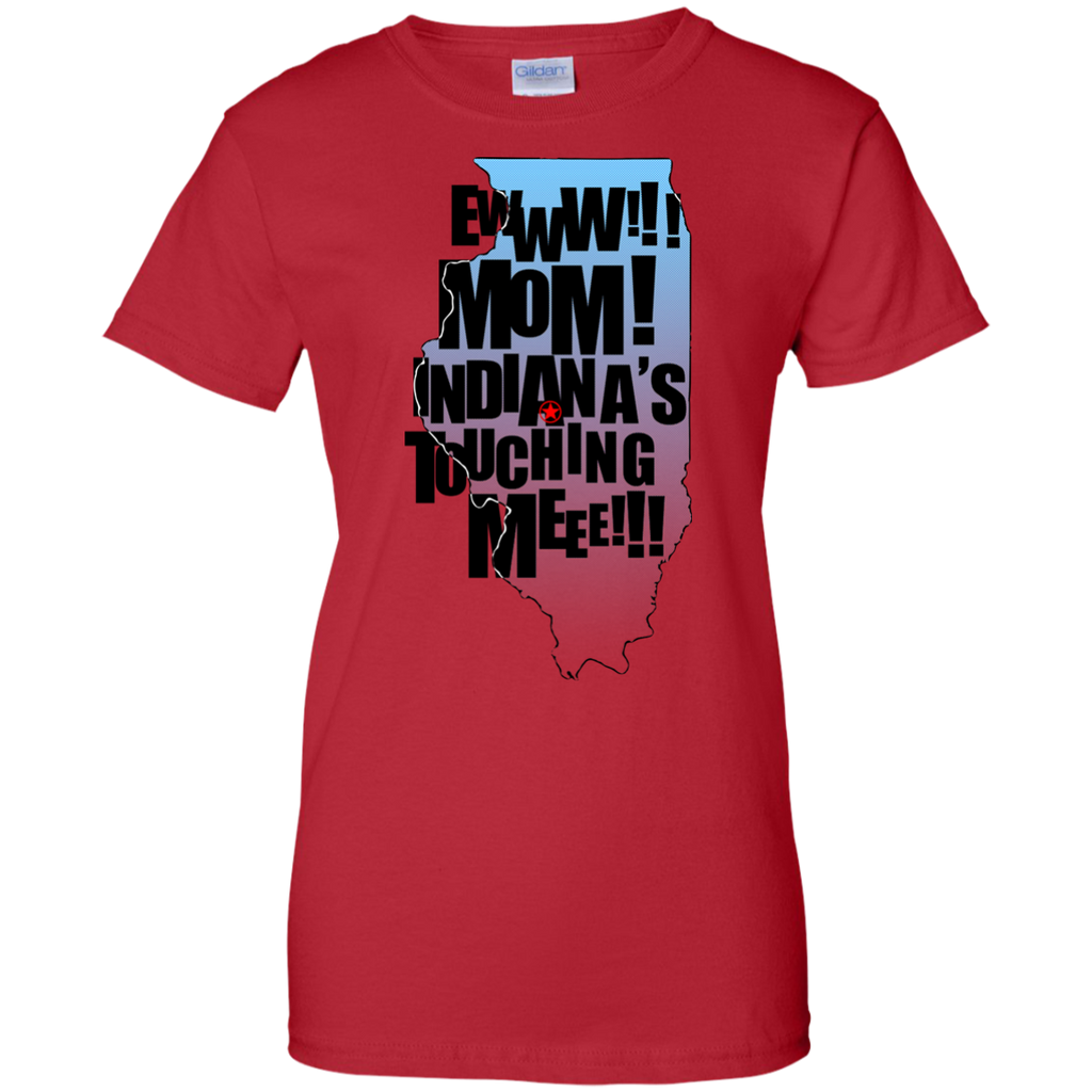 LGBT - Ewww Indiana Version 2 land of lincoln T Shirt & Hoodie