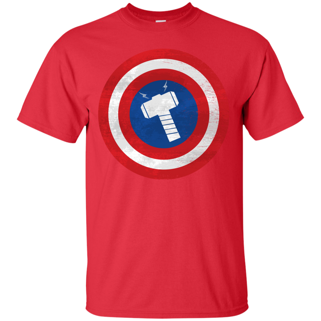 Marvel - Captain Thor comic T Shirt & Hoodie