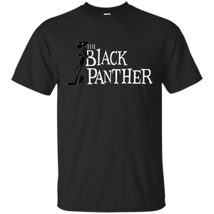 Marvel - Pink Panther and Black Panther Crossover black panther T Shirt & Hoodie